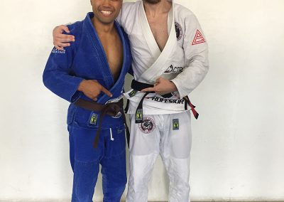 Allen - Brown Belt Promotion BJJ