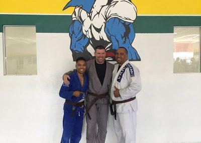 Allen - Brown Belt Promotion BJJ