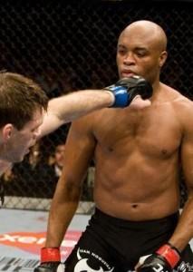 Anderson Silva, UFC Middleweight Champion
