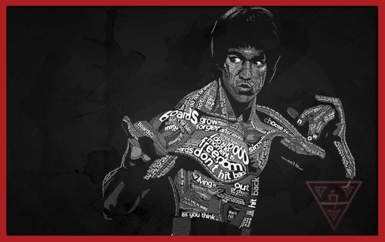 Bruce Lee Martial Strength