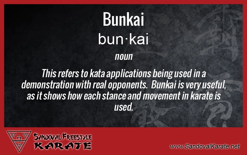 Bunkai
