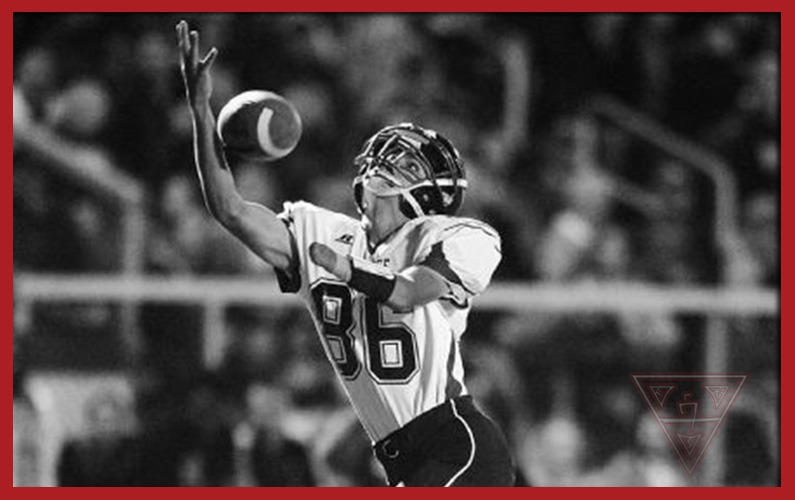 Cambridge Springs High School (Pennsylvania) Football Star with One Arm - Kris Silbaugh