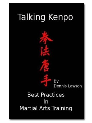 Dennis Lawson Talking Kenpo