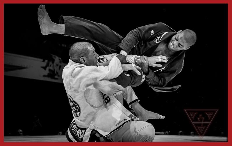 4 Popular Forms of Brazilian Jiu-Jitsu Submissions