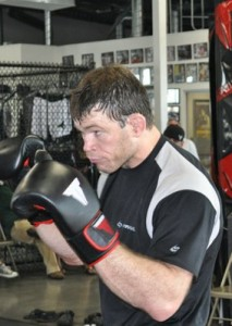 Forrest Griffin, Former UFC Light-Heavyweight Champion