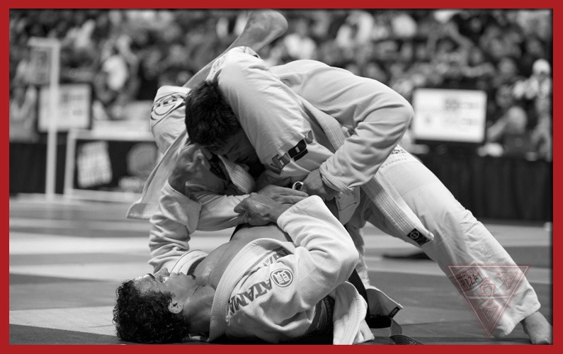 Gracie Jiu-Jitsu Fighters