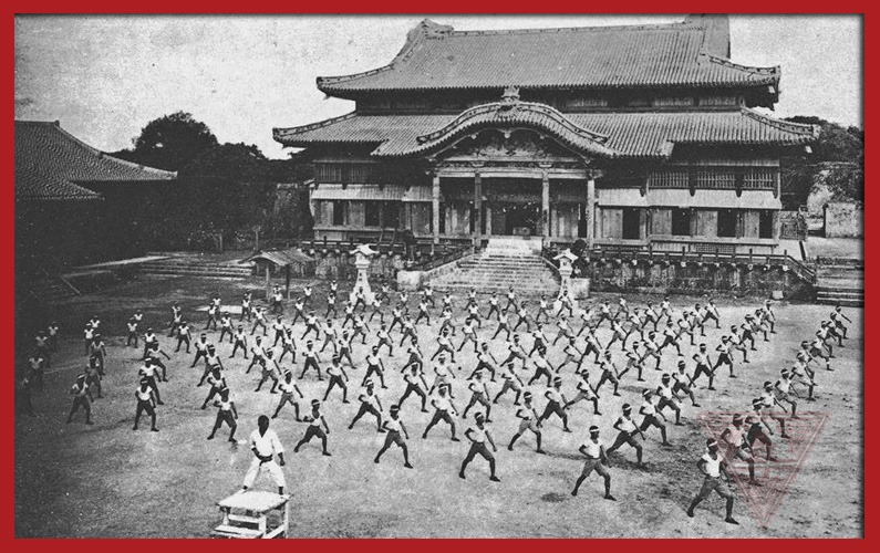 A Concise History of Karate in Japan