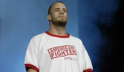Jeremy Horn MMA Fighter