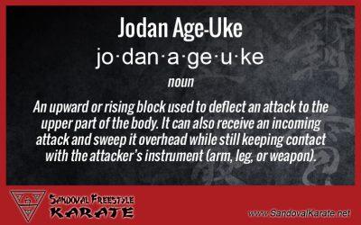 Jodan Age-Uke