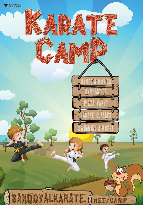 Karate Camp - Sandoval Freestyle Karate