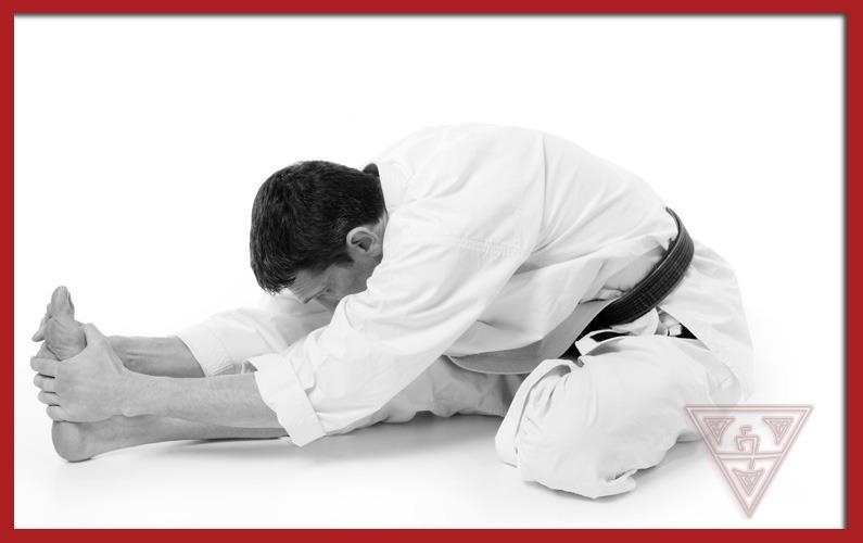Basic Karate Stretches & Warm-Up Exercises