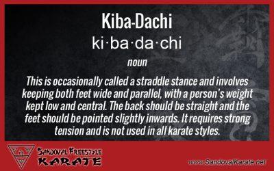 Kiba-Dachi