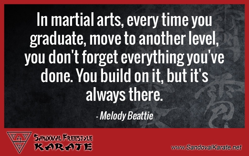 Melody Beattie Martial Arts Quote