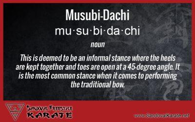 Musubi-Dachi