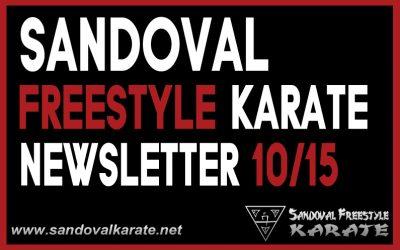 October 2015 SFK Newsletter