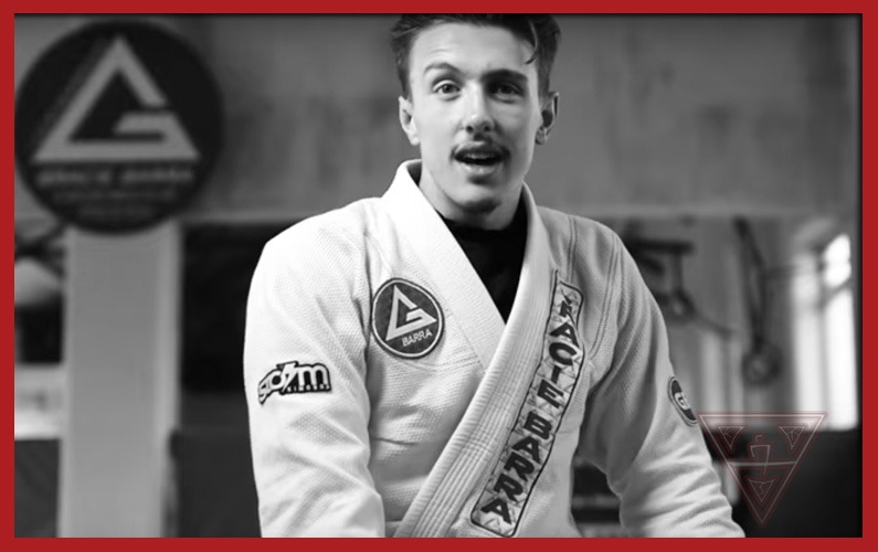 Sam Kaye Doesn't Let a Deformity Stop Him From Pursuing His Love of Brazilian Jiu-Jitsu