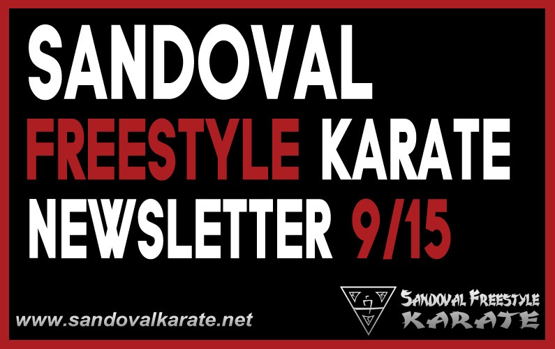 September 2015 SFK Newsletter