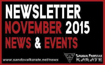 November 2015 SFK Newsletter