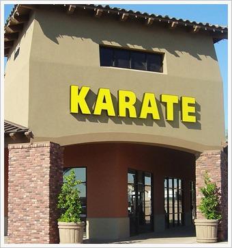 Sandoval Freestyle Karate Chandler School