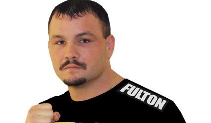 Travis Fulton MMA Fighter