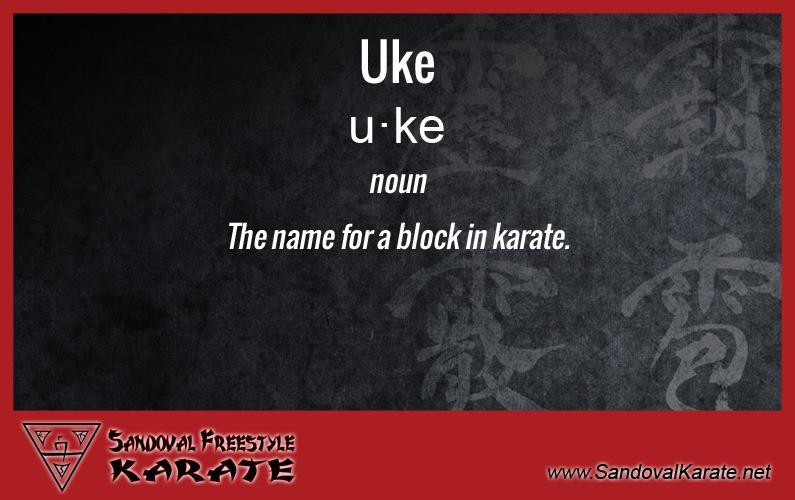 Uke Definition